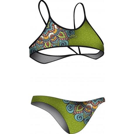 Bikini NAMASTE GREEN