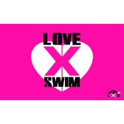 Microfiber Towel Lovexswim Pink