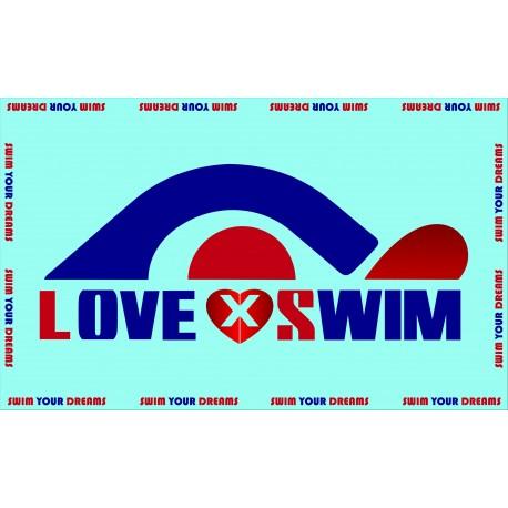 Microfiber Towel LXS Logo