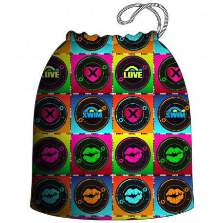 Mini Mesh bag Pop Love