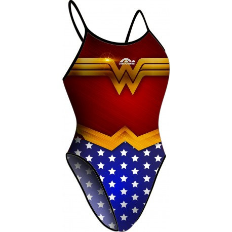Costume da Nuoto Wonder.Modello Bretella Stretta