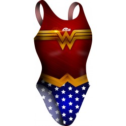 Women swimsuit Wide Strip Lovexswim LiLac
