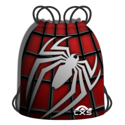 Red Material LXS Spider