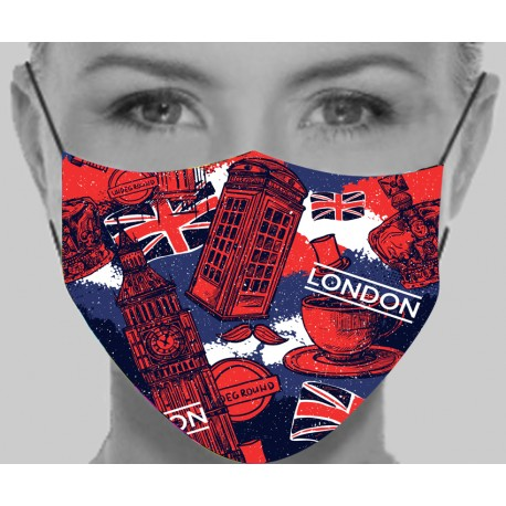 Mascarilla London